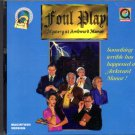 Foul Play: Mystery at Awkward Manor (Ages 7+) CD-ROM Macintosh - NEW in JC