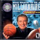 Who Wants To Be A Millionaire: Sports Ed. CD-ROM for Win/Mac - NEW in JC
