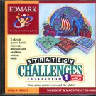 Strategy Challenges Collection 1 (Ages 8+) CD-ROM for Win/Mac - NEW in SLEEVE