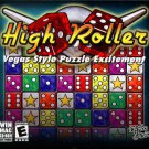 High Roller CD-ROM for Win 98SE-XP & Mac - NEW in SLV