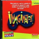 IMAGINATOR! (Ages 8-12) CD-ROM for Windows - NEW in JC