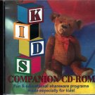 Kids Companion CD-ROM for Windows & DOS - NEW in JC