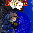 5 Card Stud POKER PC CD-ROM Windows 95/3.1 - NEW in SLEEVE