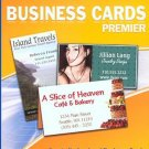 BUSINESS CARDS Premier PC CD-ROM for Windows 2000/XP/Vista - NEW in SLEEVE