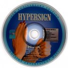 HyperSign 2.3 Personal CD-ROM for Windows - NEW in SLEEVE