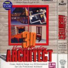 3D Virtual Reality Architect CD-ROM for Windows - NEW in SLEEVE