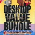 Desktop Value Bundle CD-ROM for Windows - NEW in SLEEVE