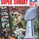 NFL SUPER SUNDAY Vol.2 CD-ROM for Macintosh- NEW in SLEEVE