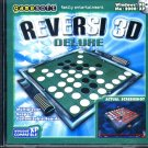 Reversi 3D Deluxe PC-CD for Windows 98/Me/2K/XP - NEW in SLEEVE