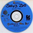Suzy's Zoo Holiday Fun! CD-ROM for Windows - NEW in SLEEVE