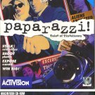 paparazzi! Tales of Tinseltown CD-ROM for Macintosh - NEW in FP