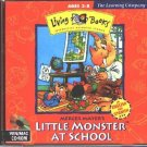 Living Books: Little Monster at School (Ages 3-8) CD-ROM for Win/Mac - NEW in JC