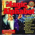 The Magic Alphabet (Ages 2-6) PC CD-ROM - NEW Sealed JC