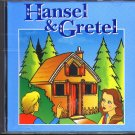 Hansel & Gretel Storybook AUDIO-CD - NEW Sealed JC