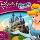 Disney Princess: Cinderella's Castle Designer (Age5+) PC-CD XP/Vista -NEW in Box