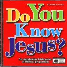 Do You Know Jesus? (All Ages) CD-ROM for Windows - New Sealed JC