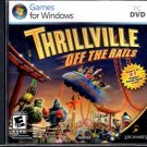Thrillville: Off The Rails (2011 Edition) PC DVD-ROM for Windows - NEW in JC