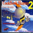 CookBook Heaven 2 CD-ROM for Win/DOS - NEW Sealed JC