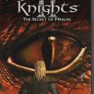 Arthur's Knights II: The Secret of Merlin PC-CD Windows 95/98/ME/XP - NEW in BOX