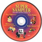 LucasArts Super Sampler PC CD-ROM - NEW CD in SLEEVE