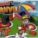 Dodge That Anvil! CD-ROM for Win/Mac - NEW in Sealed JC