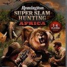 Remington Super Slam Hunting: Africa PC-CD for Windows XP/Vista/7 - NEW DVD BOX