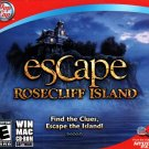 Escape: Rosecliff Island CD-ROM for Win/Mac - NEW in Jewel Case