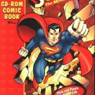 Superman: The Mysterious Mr. Mist CD-ROM for Win/Mac - NEW CD in SLEEVE