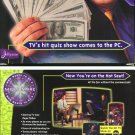 Who Wants to Be a Millionaire PC-CD for Windows 95 - NEW CD in SLEEVE