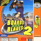 BOARDS and BLADES 2 CD-ROM for Windows 95/98 - NEW CD in SLEEVE