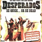 Desperados: Be Quick or Be Dead CD-ROM for Windows - NEW CD in SLEEVE