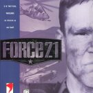FORCE 21 CD-ROM for Windows 95/98 - NEW CD in SLEEVE