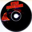STAR CRUSADER CD-ROM for DOS - NEW CD in SLEEVE