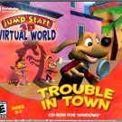 JumpStart 3D Trouble in Town (Ages 5-7) PC-CD for Windows - NEW in JC