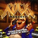 Rock Manager PC CD-ROM for Windows 95/98/2000/XP - NEW in JBOX