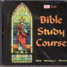 Bible Study Course CD-ROM DOS/Windows 3.1/95 - NEW CD in SLEEVE
