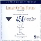 Library Of The Future CD-ROM for Win/DOS - NEW in SLEEVE