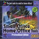 Small Office Home Office Tools 2003 Pro CD-ROM for Windows - NEW in SLEEVE