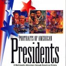 Portraits of American Presidents CD-ROM for Macintosh - NEW CD in SLEEVE