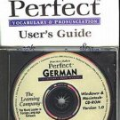 Practice Makes Perfect GERMAN CD-ROM for Win/Mac - NEW CD in SLEEVE