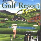 Golf Resort Tycoon CD-ROM for Windows 95/98/ME - NEW CD in SLEEVE
