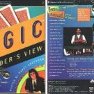 Magic: An Insider's View CD-ROM for Win/Mac - NEW CD in SLEEVE