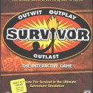 Survivor: Interactive Game CD Windows 95/98/ME - NEW CD in SLEEVE