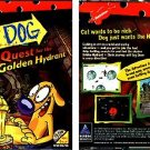 CatDog: Golden Hydrant (Ages 6+) CD-ROM for Windows 95/98 - NEW in Jewel Case