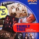 Family Tree CD-ROM for Windows - NEW CD in SLEEVE
