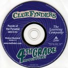 ClueFinders: 4th Grade Adv: Puzzle of the Pyramid CD-ROM Win/Mac - NEW in SLEEVE