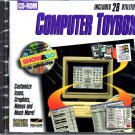 Computer Toybox CD-ROM for Windows - NEW CD in SLEEVE