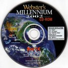 Webster's Millennium 2002 Encycopedia PC-CD Windows95/98/ME/XP -NEW CD in SLEEVE