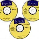 French for Everyone (3CDs) for Windows - NEW CDs in SLEEVE