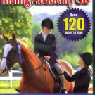 Jump & Ride Riding Academy 3D CD-ROM for Windows - NEW in DVD BOX